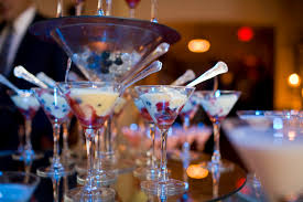 cocktail party menu wedding planning blog