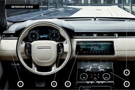 by design range rover velar automobile magazine