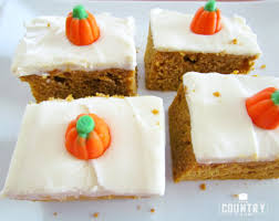 pumpkin spice cake the country cook