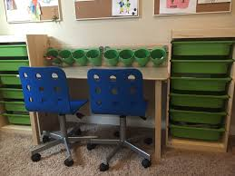 trofast kid desk and workstation ikea hackers bloglovin u0027
