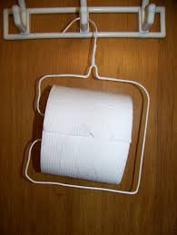 Toilet Paper Roll Holder Making Cooley Stuff Clothes Hanger Toilet Paper Holder