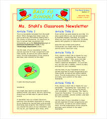 newsletter article examples where to find free church newsletters