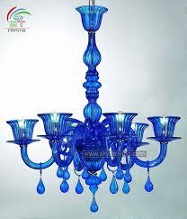 Murano Blown Glass Chandelier Blue Murano Glass Chandeliers Blue Murano Glass Chandeliers