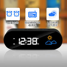 china alarm clock radio china alarm clock radio shopping guide at
