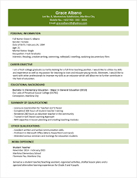 Resumes Samples For Students by 100 Lady Driver Resume Sample Two Page Cover Letter 2 Page