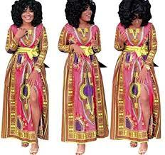 african print maxi dresses amazon com