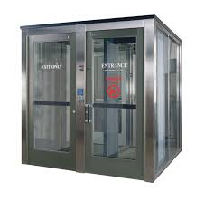 glass door security entrance control u0026 safety doors for schools banks exits with