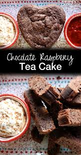 chocolate raspberry dessert chocolate raspberry tea cake