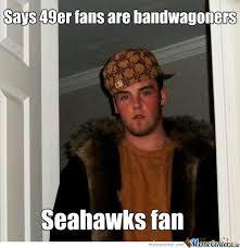 Seahawks Fan Meme - meme center brent rowan 1 posts