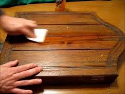Old Wooden Table And Chairs Restore Filthy Antique Wood And Furniture Fast And Simple Youtube