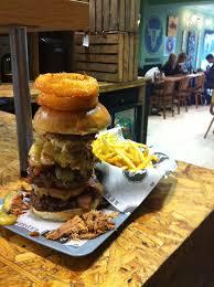 Oz Burger Co On Twitter THE KITCHEN SINK MAN V FOOD CHALLENGE - Man v food kitchen sink