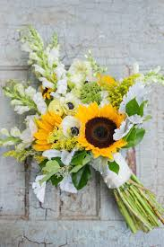 sunflower wedding table arrangements u2013 anikkhan me