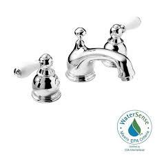 porcelain handle bathroom faucet room design decor unique and