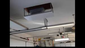 how does a versalift attic lift work youtube