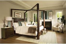 Bed Frame With Storage Tesla Eastern King Canopy W Storage Bed Living Spaces