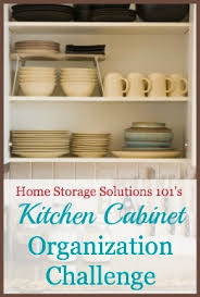 Kitchen Cabinet Organizer Instructions For Drawers U0026 Kitchen Cabinet Organization