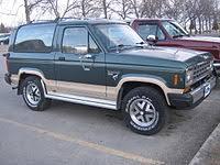 1989 ford ranger xlt 4x4 ford ranger america
