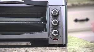 Hamilton Beach 6 Slice Convection Toaster Oven Hamilton Beach Convection Toaster Oven 31333 Youtube