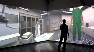vizmove projection vr operating room design review youtube