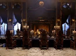 Haunted Mansion Dining Room - Mansion dining room