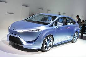 hydrogen fuel cell car toyota hydrogen fuel cell car uses hydrogen for its intended use here