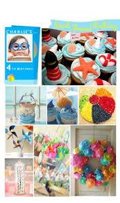 a boy u0027s beach bash first birthday party birthday party desserts