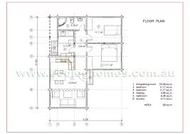 Granny Flat Floor Plans by Granny Flat 1 Ecolog Homes