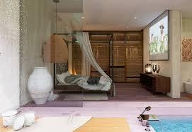 chambre inspiration indienne tête de lit orientale pour une chambre chic et exotique