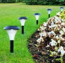 solar garden path lights child friendly halloween lighting inmyinterior outdoor gardenjoy