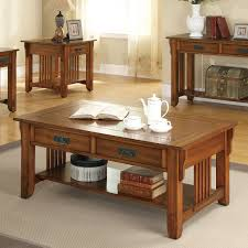 Kitchen Tables Furniture Steve Silver Liberty Rectangle Oak Wood Coffee Table Hayneedle