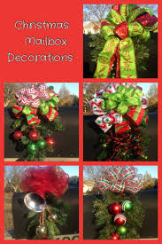 Christmas Mailbox Decorations Diy by Mailbox Christmas Decorations Christmas Lights Decoration