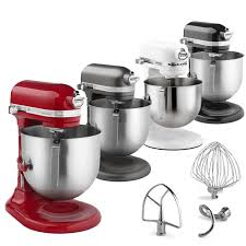 Kitchen Aid Standing Mixer by Kitchenaid Refurbished 8 Quart Variable Speed 1 3 Hp Commercial