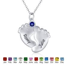 personalized engraved jewelry jewelry 925 sterling silver personalized engraved baby