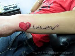 the 25 best mom dad tattoos ideas on pinterest my name tattoo