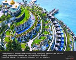 the bodrum by paramount hotels u0026 resorts set for turkey debut