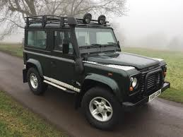 landrover defender 1999 land rover defender 90 td5 manual county