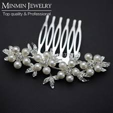 bridal hair combs bridal wedding jewelry