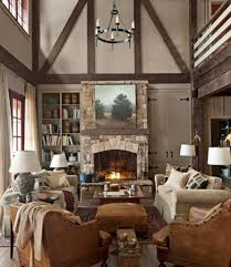 Cabin Decor House And Home Decorating Rustic Lake House Decorating Ideas Cabin