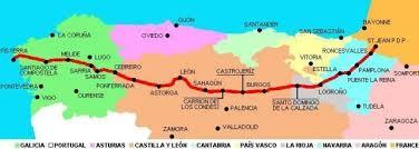 camino compostela espagne españa camino francés santiago de compostela