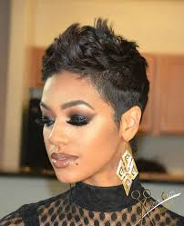 new spring hair cuts for african american women red carpet pixie cut black hairstyles for short hair