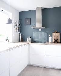 peinture dans une cuisine cuisine couleur bleu gris best peinture cuisine bleu gallery