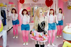 avril lavigne u0027s dumb u0027hello kitty u0027 video rife cultural