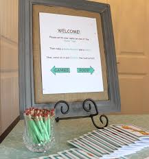 baby shower welcome sign baby shower frills drills