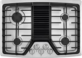 Ge Downdraft Gas Cooktop Kitchen Top Gas Downdraft Cooktops Appliances Pieratts Regarding