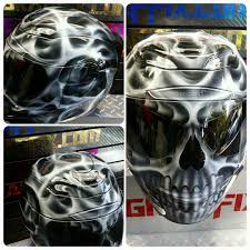 no fear motocross gear skull motorcycle helmets warning not all skulls are created equal