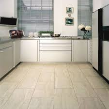 tile floors yellow kitchen floor islands butcher block top