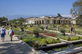 The Huntington Library Art Collections And Botanical Gardens The Huntington Education And Visitor Center Architecture Arg