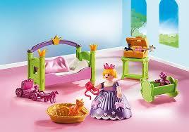 chambre d enfant playmobil playmobil 6852 chambre de princesse enfant achat vente