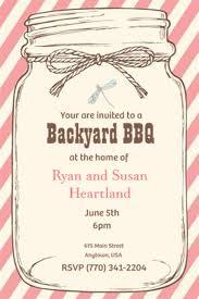 25 Wedding Anniversary Invitation Cards Beauteous Backyard Bbq And Retirement Celebration Invitation