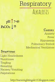 nurse nightingale respiratory alkalosis study guide to
